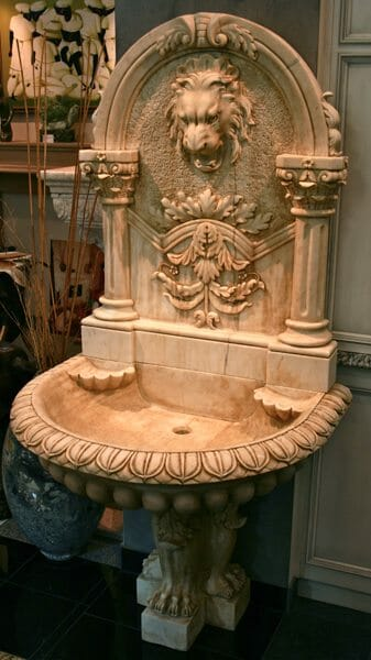 Natural Stone Indoor Wall Fountain Wall Fountain Design