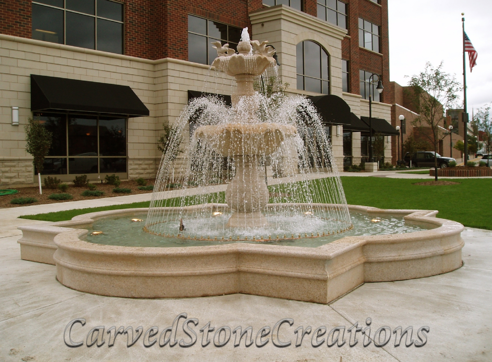 Why Granite Is The Best Stone For Outdoor Fountains