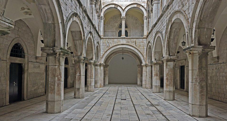 natural stone architecture