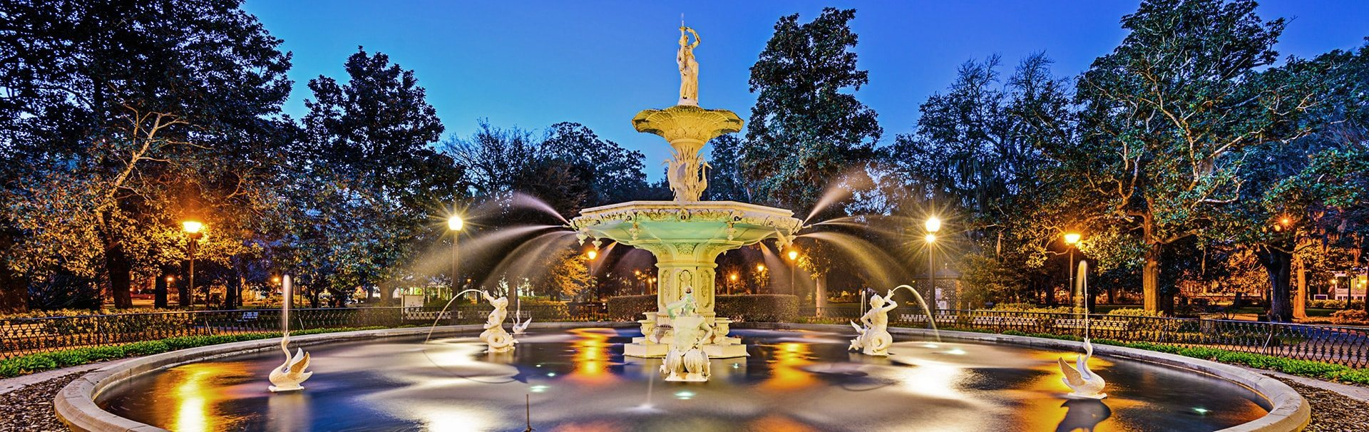 custom stone fountain design