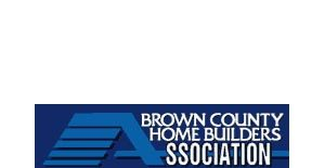 Brown County Home Builders Association logo