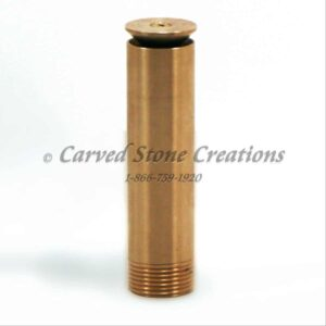 "3/4"" Male-Threaded Brass Morning Glory Bell Nozzle"