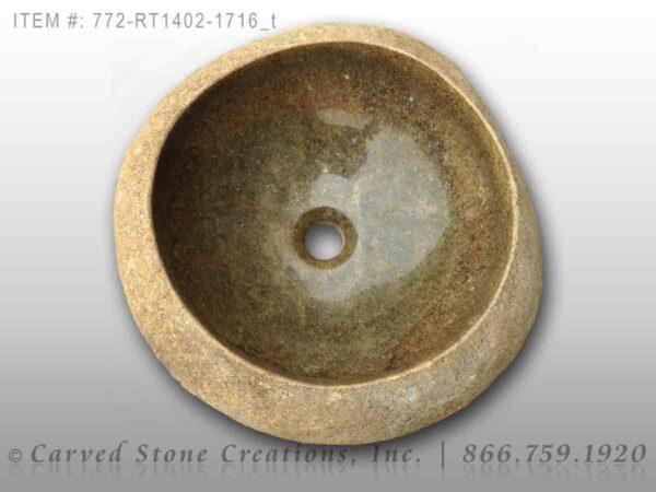 772-RT1402-1716 - Natural Boulder Rock Sink