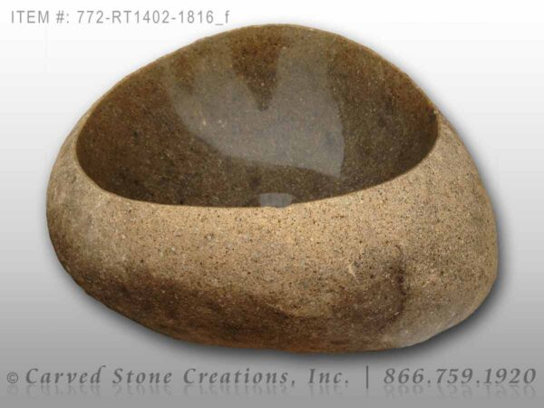 772-RT1402-1816 - Natural Boulder Rock Sink