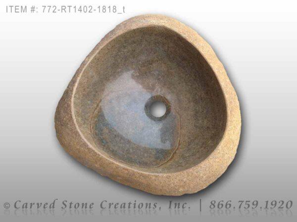 772-RT1402-1818 - Natural Boulder Rock Sink