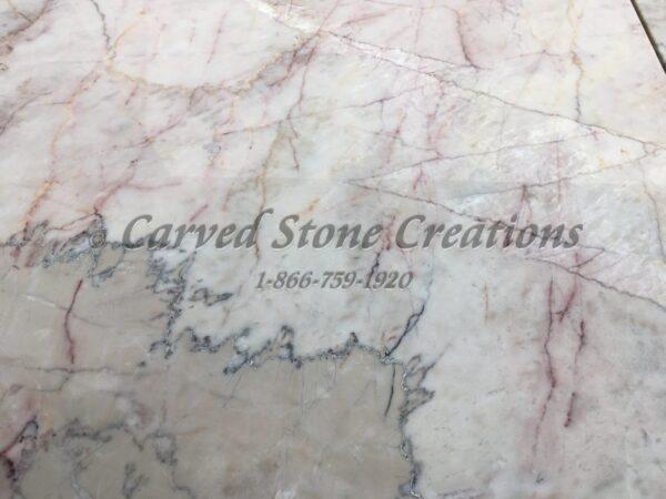 Cream Jade Marble Tile 18x18
