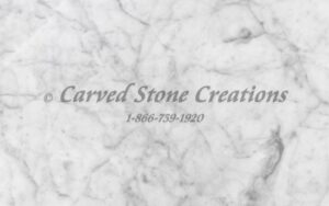 Carrara White Marble Sample