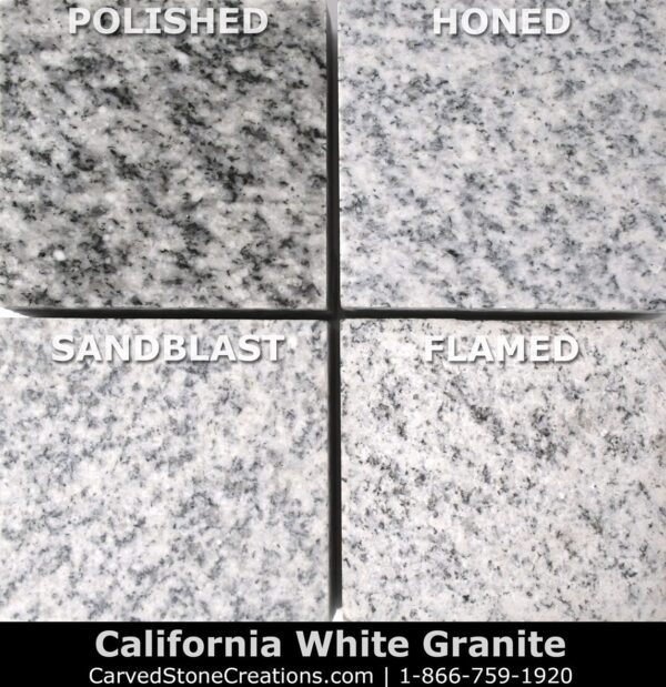 California White Granite