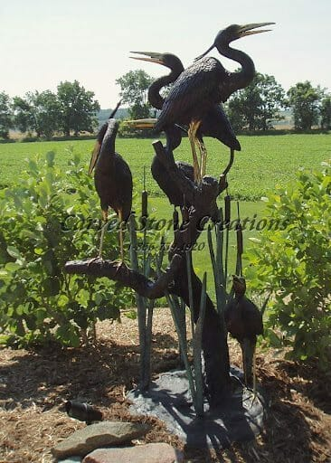 Outdoor Bronze Sculptures
