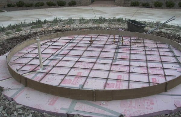 How To Prepare A Concrete Slab For A Fountain Installation