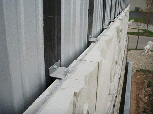 Wall Relief Sculpture Installation 4