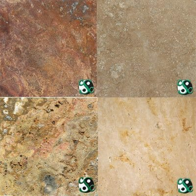Stone Tile Types and Finishes