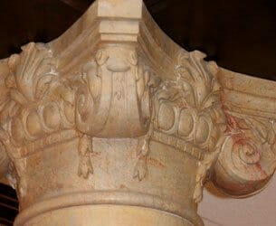 Marble Column - Scamozzi Capital