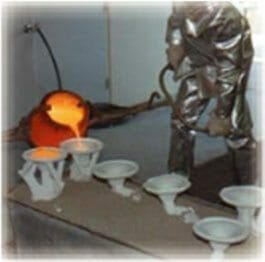 Bronze Pouring