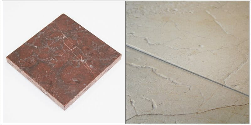 Brushed Finish Marble : A guide to stone tile types and finishes carved
