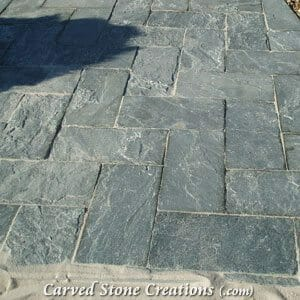 Serengeti Gold Quartzite Pavers