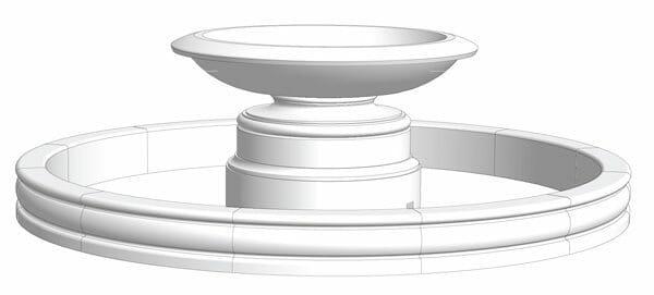 Stone Estate Fountain Design And Installation