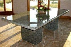 Stone Kitchen Table