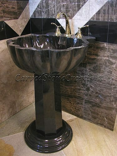 Stone Vessel Sinks And Kitchen Sinks