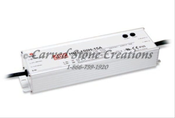 150W Dimmable DC 24V LED Driver