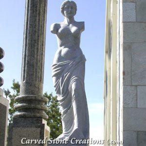 Venus De Milo, Fine Temple Grey