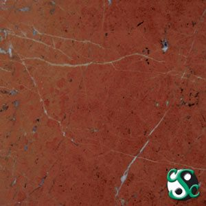 Rojo Alicante Marble Sample