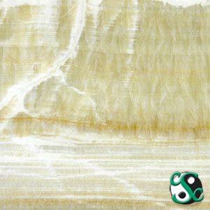 Giallo Crystal (Honey Onyx) Onyx Sample