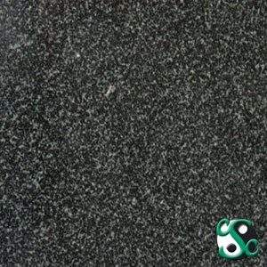 Charcoal Grey Granite Sample