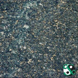 Uba Tuba Polished Granite Sample
