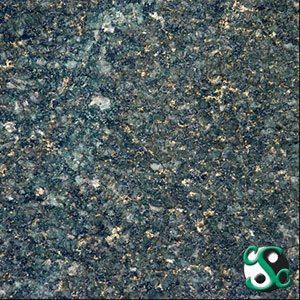 Uba Tuba Polished Granite Sample
