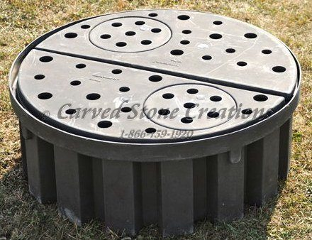 46″ Heavy-Duty Pondless Basin