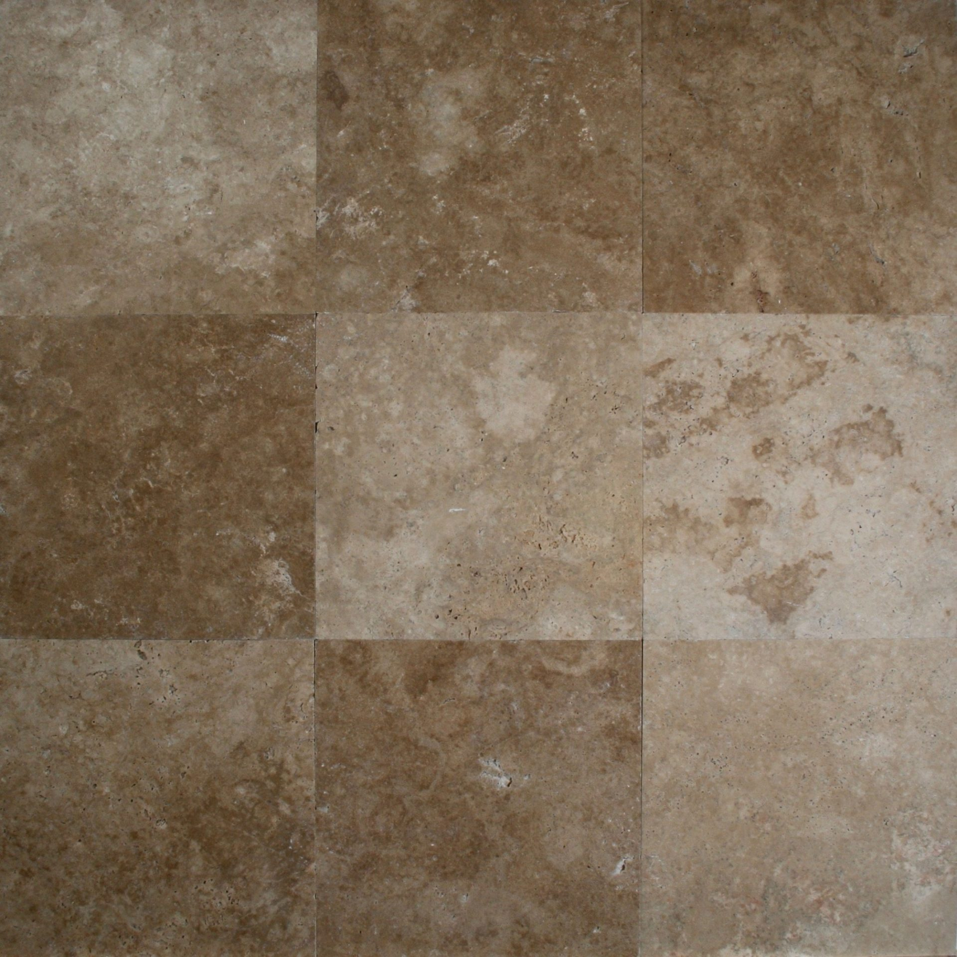 12 215 12 Tuscany Walnut H U Travertine Tile Carved Stone