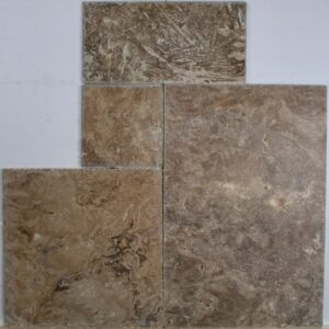 Tuscany Walnut H/U/B/C Versailles Pattern Tile, 16SF/Set