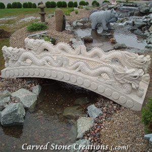 Oriental Dragon Bridge, Giallo Fantasia