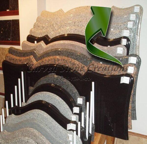 Europa Giallo Fantasia Vanity Top 21xW50x1.25