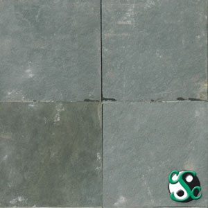 Forest Green Slate Natural Cleft Roof Tile