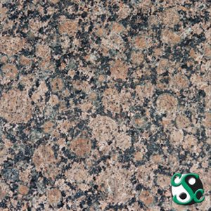 Baltic Brown Polished Granite Sample