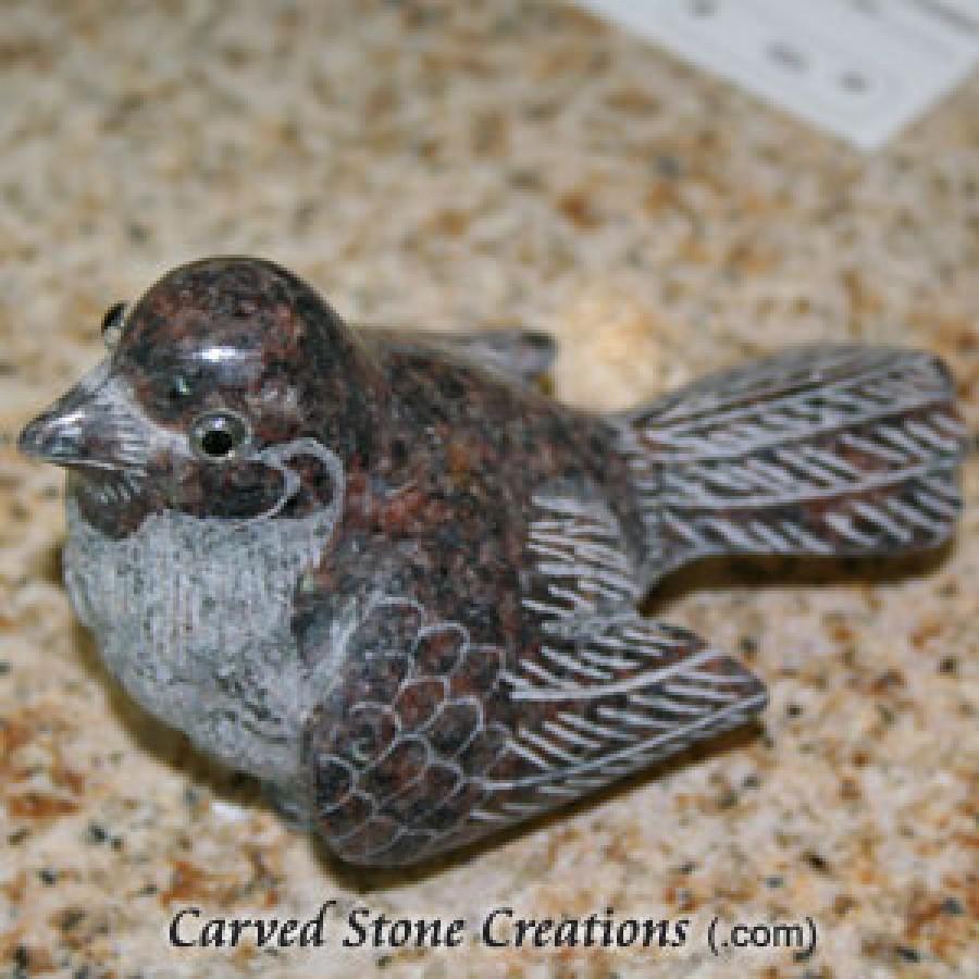 Small Bird Sculpture