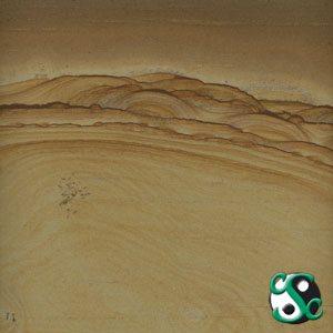 Burlwood Natural Mix Sandstone Polished Tile