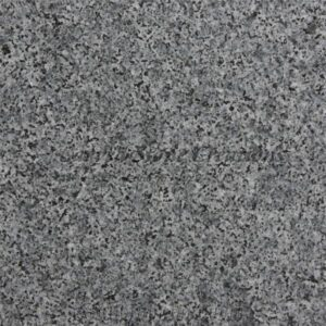 Charcoal Grey Granite, Flamed