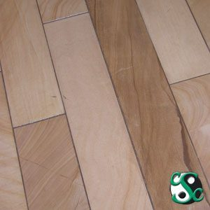 6' Woodvein Sandstone Honed Plank Tile, 3/41'