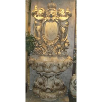 wall fountain