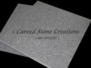 12×12 Fine Temple Grey Polished Granite Tile