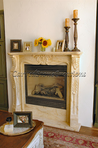 Fireplace Mantel Decorations