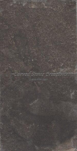 24×24 Fortress Ebony Limestone Acid Brushed Chipped Tile