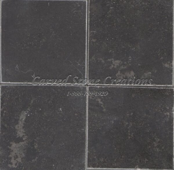 Fortress Ebony (Black) Limestone