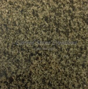Galaxy Green Granite Sample