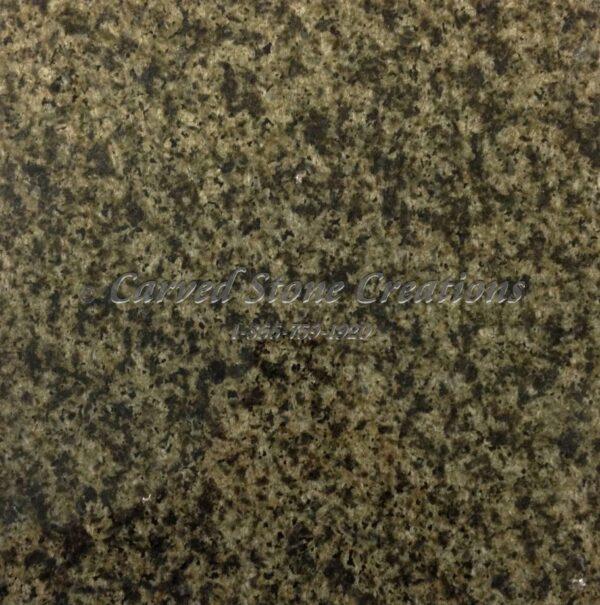 Galaxy Green Granite Sample
