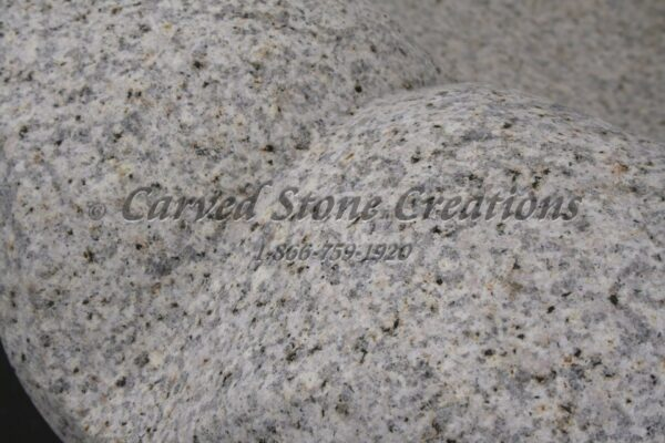 Giallo Fantasia R Granite Sample