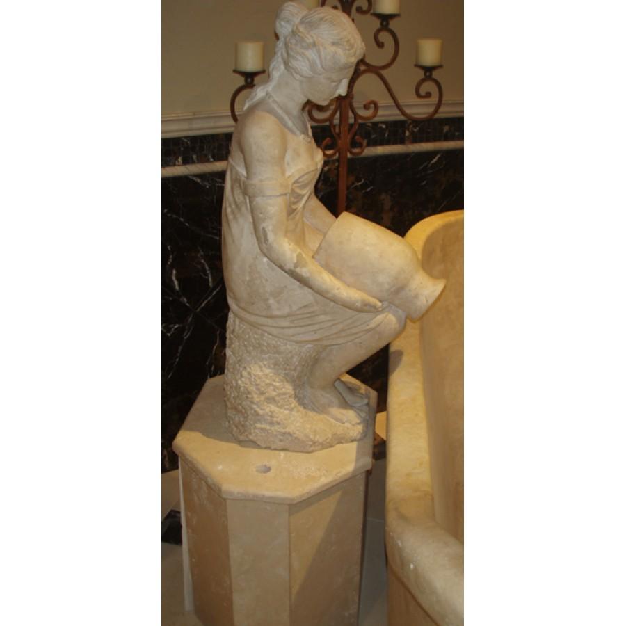 Goddess Statuary Fountain